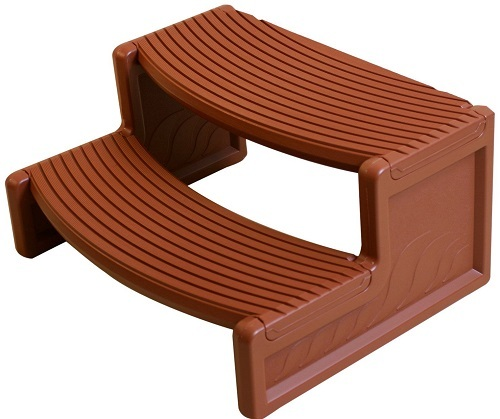 Confer Plastics Hot Tub Steps